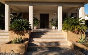 Foto 3 Südspanien, Strandnähe:10 Zi Villa