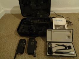 Super 8 Kamera - Rekorder CCD F450E Sony+Beschreibung+Koffer+u.a