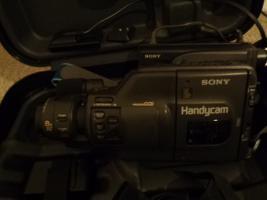 Foto 2 Super 8 Kamera - Rekorder CCD F450E Sony+Beschreibung+Koffer+u.a