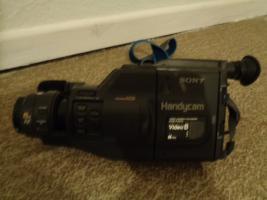 Foto 14 Super 8 Kamera - Rekorder CCD F450E Sony+Beschreibung+Koffer+u.a