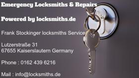 Super glue in the House door lock ? You need a locksmith ?