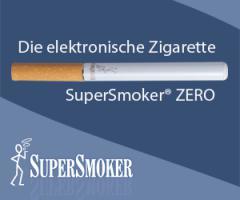 SuperSmoker E-Zigarette- die wahre Alternative