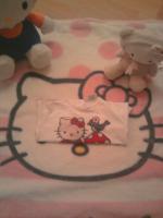 Foto 5 Supersüßes ''Hello Kitty'' Langarmshirt von C&A Gr.68 Preis: 3 EUR