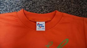 Foto 3 #Sweat, Gr. 92, #orange, #Ding Dong, #neu