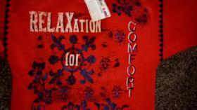 Foto 2 Sweatshirt, Gr. 104, #rot-dunkelblau, #NEU, #Dixi-Mixi
