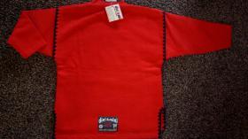 Foto 5 Sweatshirt, Gr. 104, #rot-dunkelblau, #NEU, #Dixi-Mixi