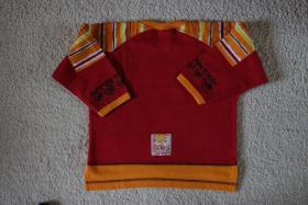 Foto 3 #Sweatshirt, Gr. 110, #NEU, #kirschrot-orange-gelb, #Jacky