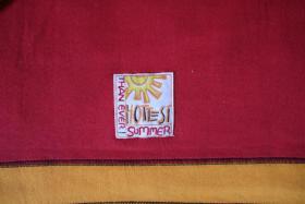 Foto 4 #Sweatshirt, Gr. 110, #NEU, #kirschrot-orange-gelb, #Jacky