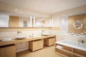 Foto 3 Swimmingpool + Sauna verwöhnen Sie in exclusivem Ambiente