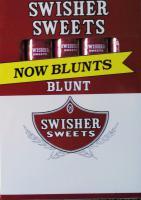 Swisher Sweets Blunts Natural Zigarren