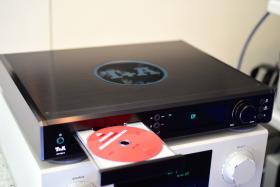 T+A MP 2000 R Audio DAC Multi Source CD Player