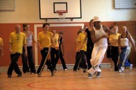 Tanzkurse in Berlin von Artdance Tanzstudio mit Ailton Silva