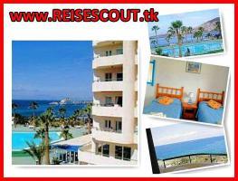 TENERIFFA 7 Tg. ab € 245 – Hotel Costamar inkl. Flug