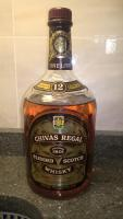 THE FAMOUS GROUSE  1 liter blended scotch whisky