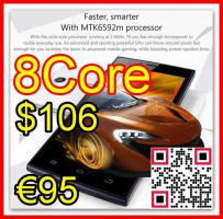 """THL T6 PRO 5"""" 8-Core 1.4GHz 1/8GB Smartphone Euro 95"""