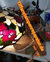 TIFFANY LAMPEN REPARATUR NRW & Glaskunst Galerie Mülheim