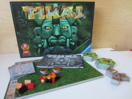 TIKAL - Spiel des Jahres 1999 - Ravensburger