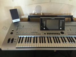 Foto 2 TOP-Keyboard YAMAHA TYROS 4 mit 250GB Festplatte