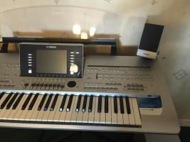 Foto 3 TOP-Keyboard YAMAHA TYROS 4 mit 250GB Festplatte