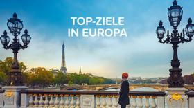 TOP Reiseziele Europa