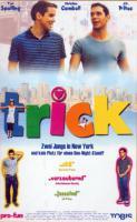 TRICK * Zwei Jungs in New York * Gay-Komödie * VHS-Video *Eingeschweißt*