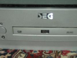 Foto 2 TV-DVD Kombination mit Fernbedienung SEG CTDVD-5210
