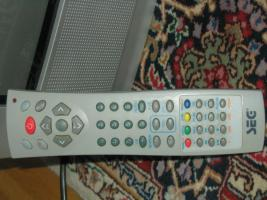 Foto 3 TV-DVD Kombination mit Fernbedienung SEG CTDVD-5210