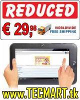 """Tablet PC 7"""" Cam 4GB HDMI € 30 versandkostenfrei"""