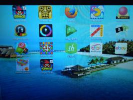 Foto 6 Tablet  10 Zoll  Android   mit OVP / Whatsapp