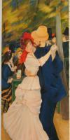 Foto 2 Tanz in Bougival (Gemälde)