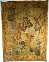 Tapisserie Bildteppich 195x145 von ca. 1750 (G048)