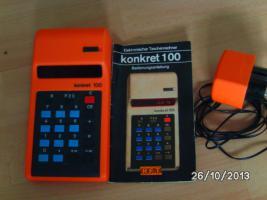 Taschen Rechner  DDR