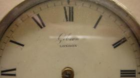 Foto 2 Taschenuhr mit Duplexhemmung Kette und Schnecke England um 1820