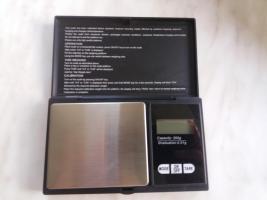 Taschenwaage bis 200gr