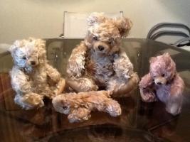 Teddybären Floppy Zotty