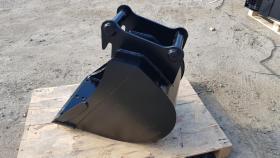 Foto 6 Teflöffel für Minibagger 0,8 - 2,0 Tonnen Breite 30 cm Inhalt 26 Baggerlöffel