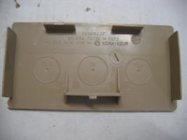 Foto 5 Tehalit- Brüstungskanal Brüstungs- Kanal Tehalit BR 70130 70 x 130 Beige RAL 1019 RAL1019 selten rar