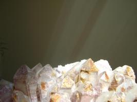 Teil einer Kristall & Mineralien Sammlung günstig abzugeben