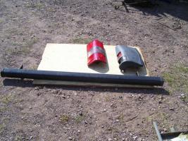 Foto 5 Teile für Peugeot Boxer