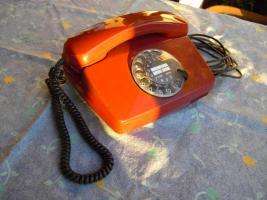 Telefon-Apparat - Deutsche Bundepost 0162