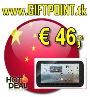 "Telefon-Tablet 7"" DualCore DualSim € 47"