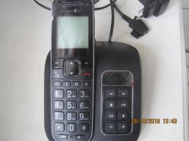 Telefoneinrichtung für Festnetz sowie Mobilfunk