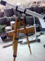 Teleskope klein mit Ferstellbarer Stange und Halterung zum Ausziehen