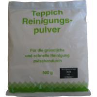 Teppichreinigungspulver - Teppichschnee für 10 - 20 Quatratmeter