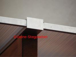 Foto 9 Terrassendachbausatz aus Leimholz, Profiqualität, selber aufbauen
