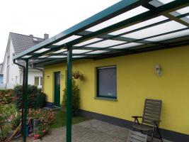 Terrassenüberdachung aus Kammerpolycarbonat 3 x 5 M - aus Polen von BLASK