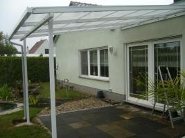 Foto 7 Terrassenüberdachung aus Kammerpolycarbonat 3 x 5 M - aus Polen von BLASK