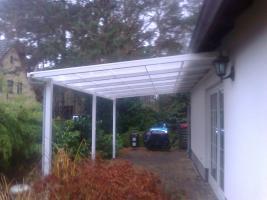 Foto 8 Terrassenüberdachung aus Kammerpolycarbonat 3 x 5 M - aus Polen von BLASK