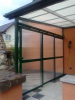 Foto 10 Terrassenüberdachung aus Kammerpolycarbonat 3 x 5 M - aus Polen von BLASK