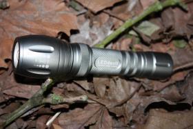 Foto 4 Test Info LED DEVIL    I  P  X 7  Lampe  Hunter 250 LM